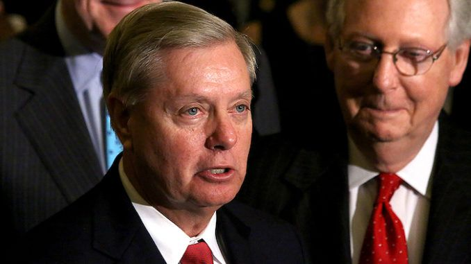 Lindsey Graham sets vote to subpoena Comey, Brennan and others