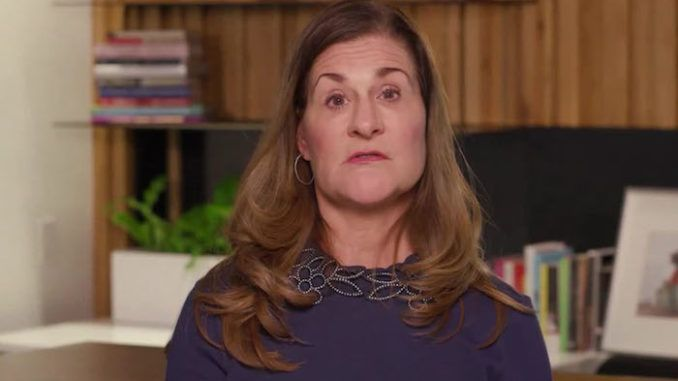 Melinda Gates urges governors to slow down the reopening of states across America