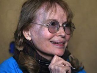 Actress Mia Farrow says Trump is going to kill off all of his supporters by allowing churches to reopen