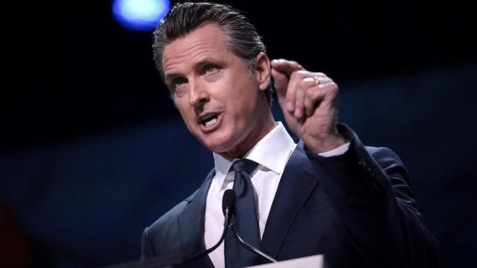 Gov. Newsom says California will not go back to normal until a vaccine to treat coronavirus is developed