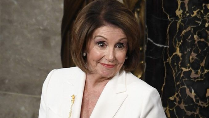 Nancy Pelosi tells reporters that the Biden sexual assault allegations is a closed issue