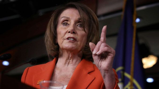 Nancy Pelosi claims vote-by-mail is more Democratic than voting in person