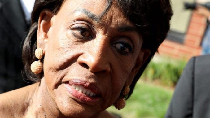 "A petition to expel and remove ""dangerous"" Rep. Maxine Waters from Congress has amassed a staggering 125,919 signatures from patriots, reaching the number required for an official response from the White House."