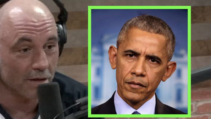 Popular podcaster Joe Rogan claims Obamagate is real and illegal