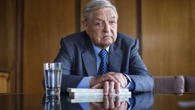 George Soros warns that Coronavirus could destroy globalist EU project
