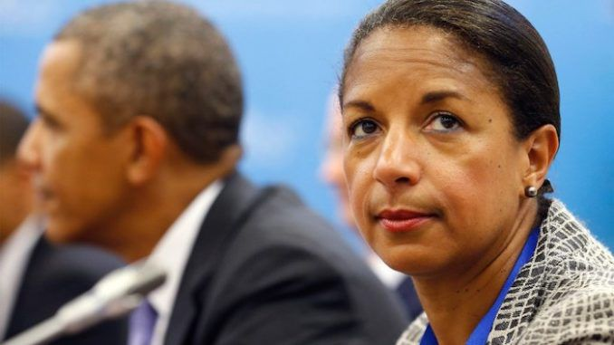 Declassified Susan Rice email conflicts with testimony she gave to Congress