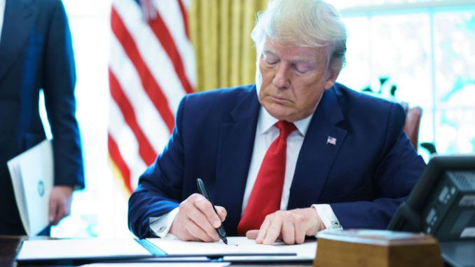President Trump's new executive order will end unconstitutional censorship on social media