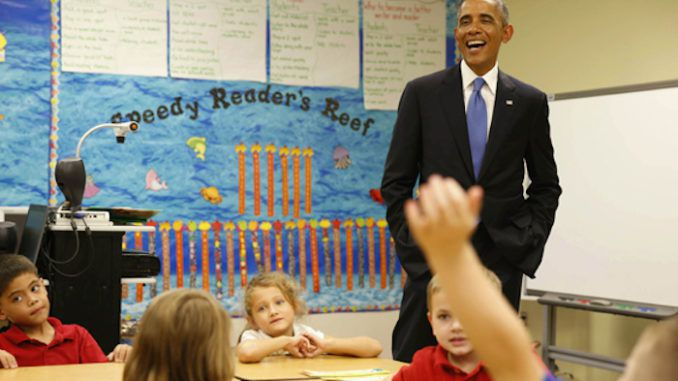 Eleven years after Bill Gates and Barack Obama began forcing schools around the country to adopt Common Core, students are now recording results lower than previously thought possible, with staggering declines in average math and reading scores.