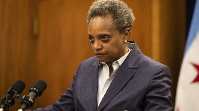 Chicago mayor Lori Lightfoot threatens to jail residents who ignore stay-at-home orders