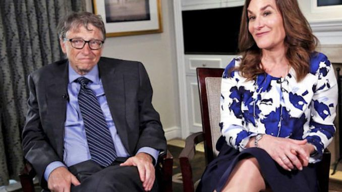 White House petition demanding investigation into Bill and Melinda Gates for 'crimes against humanity' surpasses half a million signatures