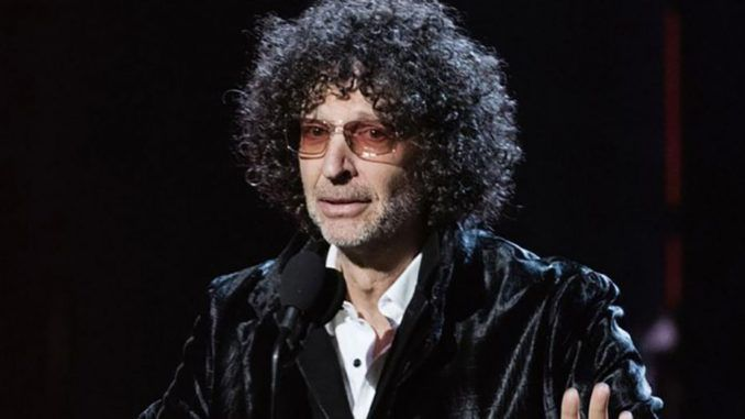 Howard Stern blasts Trump supporters and demands POTUS resigns immediately