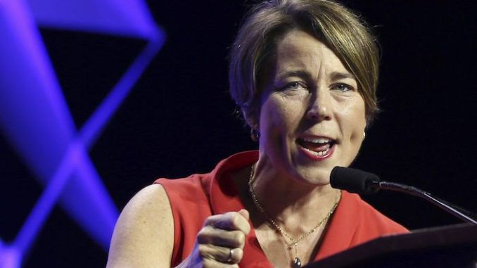 Massachusetts attorney general Maura Healey (D) refused to condemn the violent riots occurring nationwide, instead suggesting something beautiful will grow from the ashes.