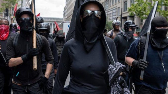 Antifa's goal is to overthrow the American government, counterterrorism expert warns