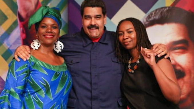 Black Lives Matter co-founder Opal Tometi's links to Communist Venezuelan dictator Nicolas Maduro have been exposed, adding weight to claims the group might be a radical leftist organization trained to disrupt American society and promote a modern multicultural variety of Marxist ideology.