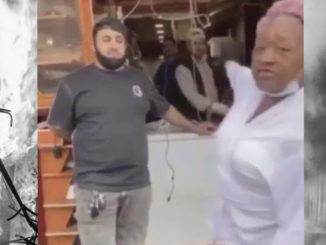 "A black grandmother and business owner whose shop was vandalized and looted during violent riots has sent a no-holds-barred message to Black Lives Matter protestors: ""Stop stealing. This is our neighborhood. We are trying to build it up and you are tearing it down."""