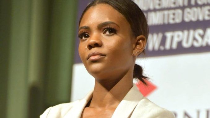 """""""Black Lives Matter is a Marxist movement disguised as racial unrest,"""" according to Candace Owens, who warns """"We fight now, or lose America to violent communism."""""""