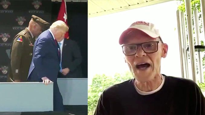 Democrat strategist James Carville tells MSNBC there is a case for treason against President Trump