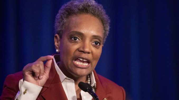 Chicago mayor Lori Lightfoot begs Walmart not to leave her lawless city