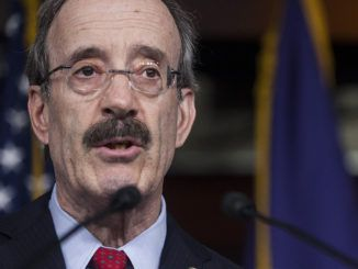 "Rep. Eliot Engel (D-NY) was caught on a hot mic at a protest in the Bronx, New York, admitting ""If I didn't have a primary, I wouldn't care."""