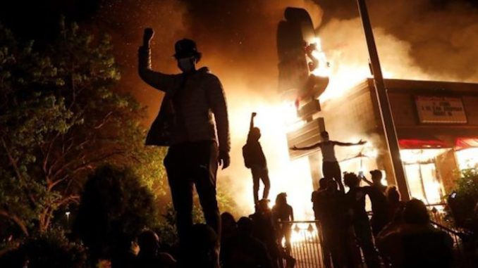 """Democrats in Virginia attempted to defend the rioters causing widespread chaos and destruction across the country, declaring that """"Riots are an integral part of this country's march towards progress."""""""