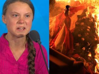 "Teenage climate activist Greta Thunberg has been watching the violent riots that have exploded across the United States the past week and has declared that ""global structural change"" is needed in response."
