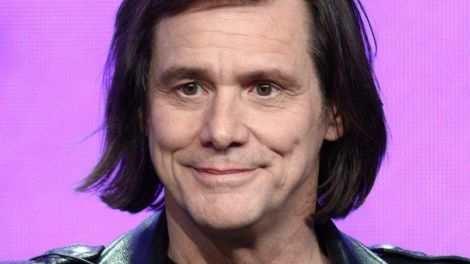 Actor Jim Carrey suggests Donald Trump may become the first president to defect