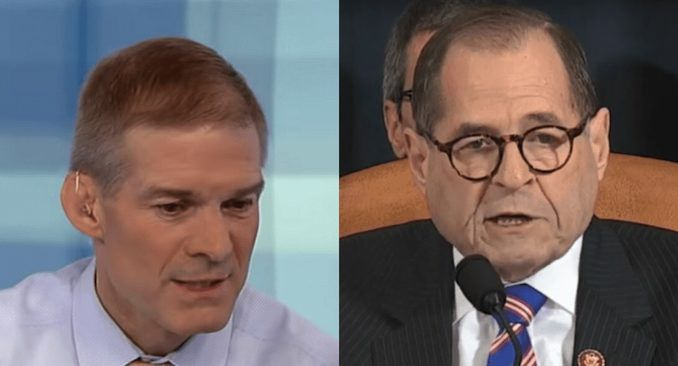"As violent far-left extremists continue wreaking havoc across America, Rep. Jerry Nadler (D-NY) attempted to convince the House of Representatives that radical leftists Antifa are ""imaginary"" and don't exist in the real world."