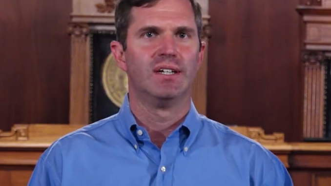 Kentucky Democrat Gov. Andy Beshear has vowed to give health care coverage to all black residents, and refused to comment on how the state would defend against a lawsuit should someone allege the action is illegal race-based discrimination against non-black people.