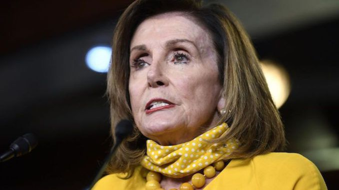 House Speaker Nancy Pelosi predicts that Dems will win the Senate, House and White House this November