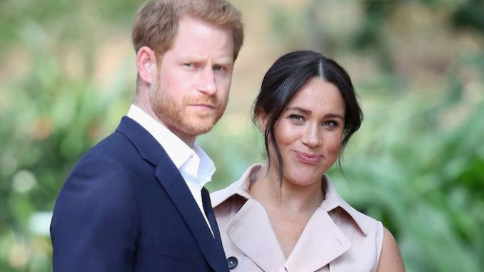 Meghan Markle wants to run for President, Lady Colin Campbell claims