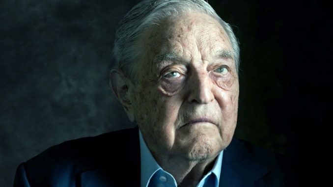 A White House petition to declare George Soros a terrorist and seize his organization's assets under RICO law has amassed a staggering 213,798 signatures from patriots.