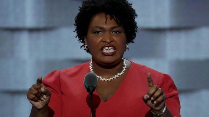 Stacey Abrams wrongly accuses police of murdering black Americans