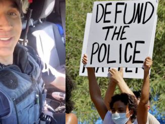 "A video in which a police officer exposes the hypocrisy of the leftist ""defund the police"" movement went viral over the weekend."