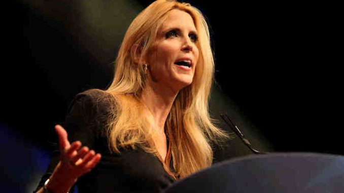 Ann Coulter declares 'woke' corporate America as our number one enemy
