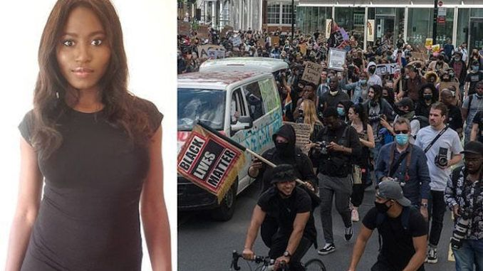 Black Lives Matter supporters are the real racists, according to a black journalist who questioned the aims of the movement and was punished with a hate-fueled campaign of vile abuse and racism from BLM supporters.