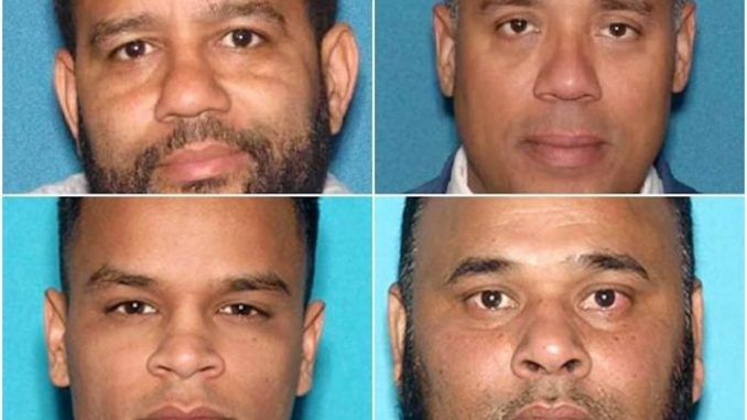Four New Jersey Democrats charged with mail-in voter fraud