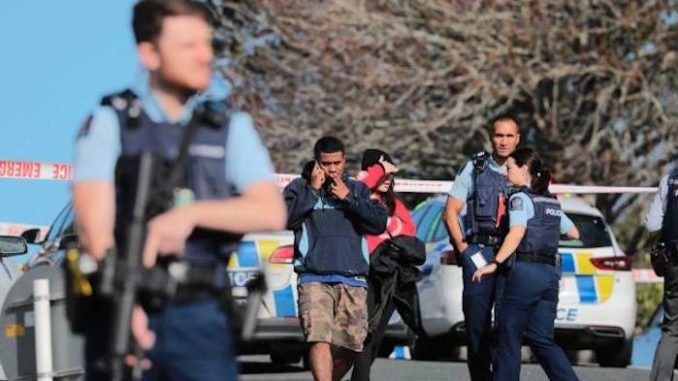 It's been more than twelve months since New Zealand's liberal government bowed to liberal pressure and mandated strict gun confiscation laws in the immediate aftermath of a mass shooting in Christchurch. So according to liberal logic, gun crime in New Zealand should be at an all-time low now, right?