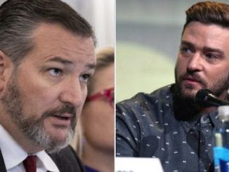 """Republican Sen. Ted Cruz (R-TX) slammed Justin Timberlake after the singer called on his legion of social media followers to donate to an organization providing bail money for arrested """"protesters."""""""