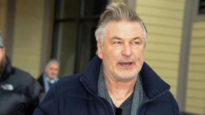 Alec Baldwin claims Trump will use armed force to stop election in November
