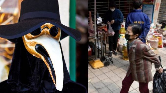 Case of bubonic plague confirmed in China