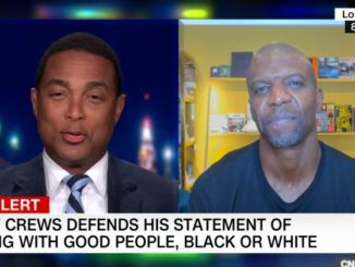 Don Lemon says on CNN that black on black violence has nothing to do with Black Lives Matter