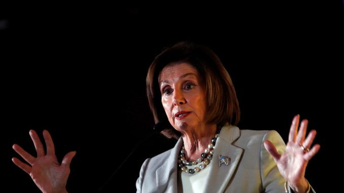Nancy Pelosi vows to limit President's pardon power after Trump commutes Roger Stone's sentence