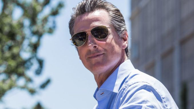 California Gov. Gavin Newsom (D) has ordered wineries and beaches in the state to close due to the coronavirus pandemic, however the draconian regulations do not apply to his own winery in Napa Valley.