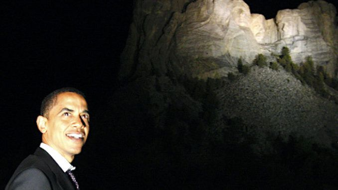 CNN's Don Lemon suggests Barack Obama is added to Mount Rushmore
