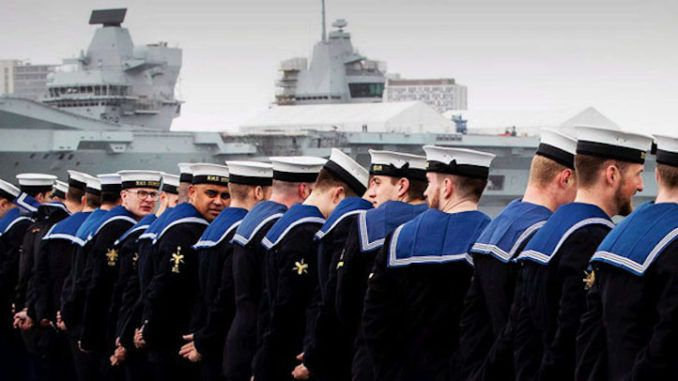 Royal Navy bans offensive terms seaman and unmanned