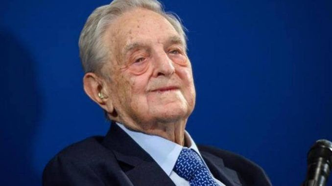 "George Soros' Open Society Foundation has announced an enormous $220 million ""donation"" to Black Voters Matter and black-led justice organizations ""building power in black communities"" across the country."