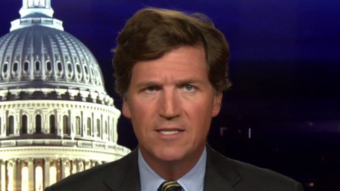 Tucker Carlson says Big Tech is engaged in censorship to ensure Biden wins the 2020 election