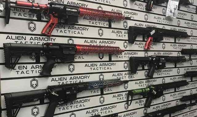 Local St. Charles Gun Store offers free AR15 to the McCloskeys after police confiscate their firearms