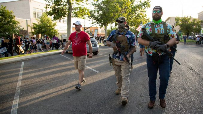 The patriotic residents of Berthoud, Colorado, ran Antifa and Black Lives Matter protesters out of town as soon as they showed their faces and threatened to cause a scene.