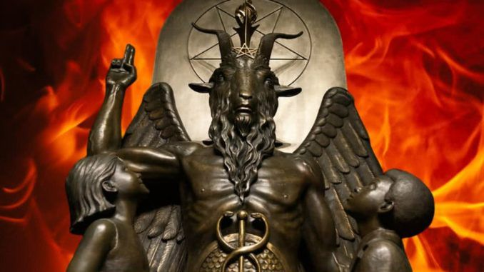 Satanic temple threatens to sue Mississippi if flag says In God We Trust